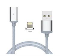 Магнитный кабель iPhone 5/6/7 lightning
