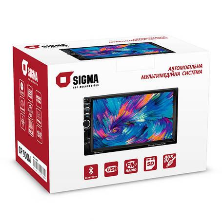 Автомобильная мультимедийная система SIGMA CP-900M, фото 2