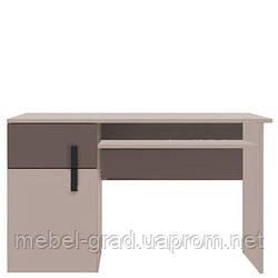 Стол письменный 1D1S Никко / Nikko BRW