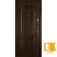 """Входная дверь в квартиру серии """"Классика"""" VIP+ (Темный орех), фото 1"""