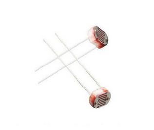 Фоторезистор 5мм датчик освещенности света GL5528