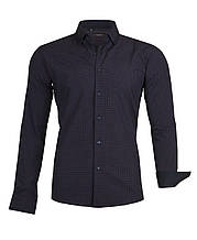 Рубашка Grand Темно-синяя