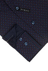 Рубашка мужская Grand Темно-синяя, фото 2