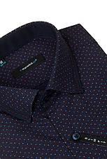 Рубашка мужская Grand Темно-синяя, фото 3