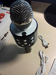 Беспроводной караоке микрофон WS-858