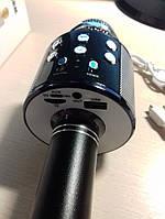 Безпровідний мікрофон караоке WS-858, фото 7