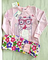 Детская  пижама  для девочки Valeri 6-13 лет