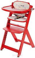 Стульчик для кормления Safety 1st Timba с подушкой Safety 1st стул для кормления TIMBA красный с подушкой Redline