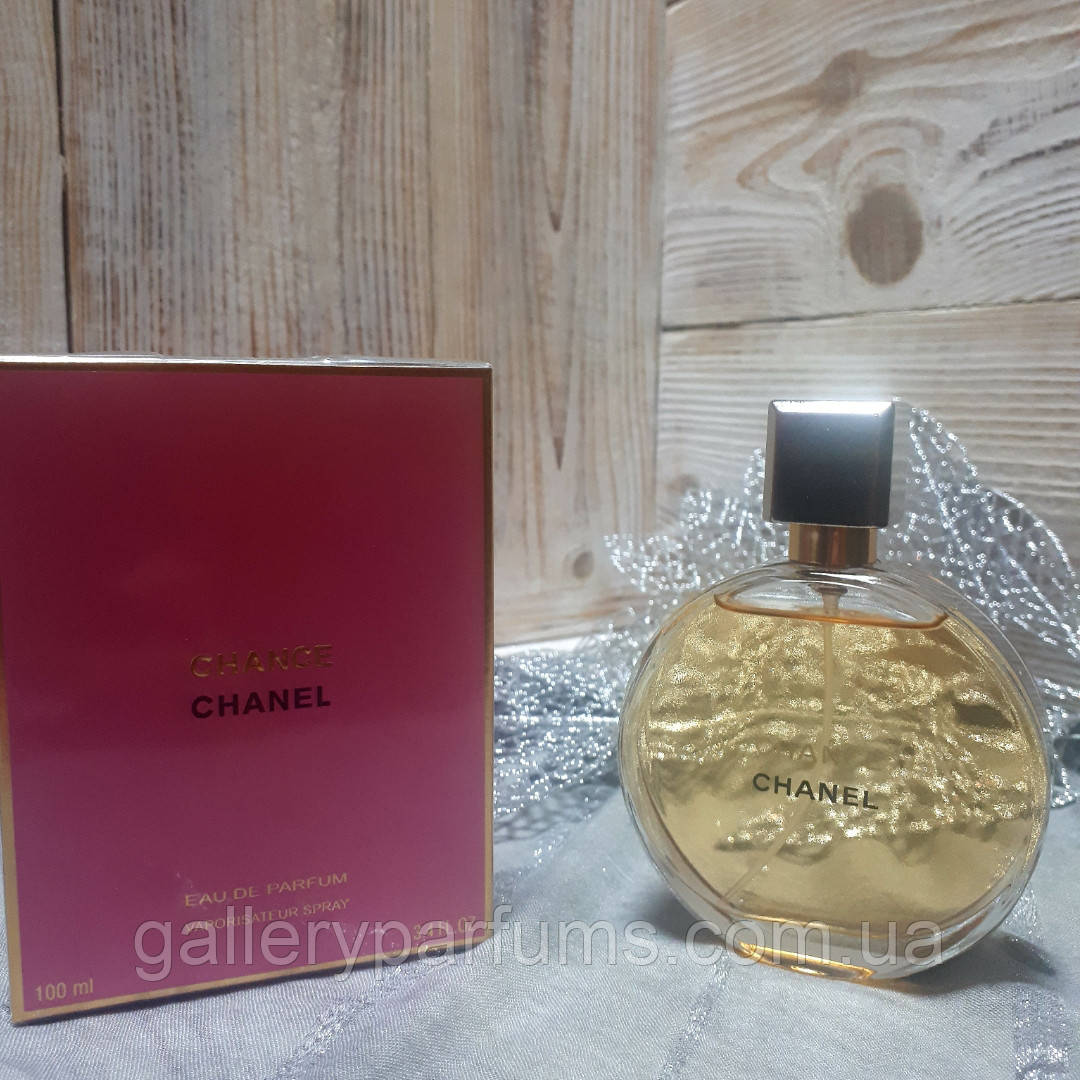 купить Chance Eau De Parfum Chanel Vaporisateur Spray 100ml в