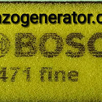 Шлифовальная губка Bosch мелкая Best for Flat and Edge, 2608608226