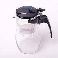 Заварочный чайник на 600 мл со съемным ситечком Kamille KM-1621