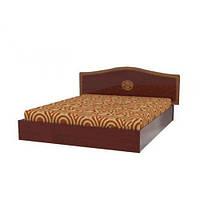Ліжко 2-сп 1.8 (б/матрасу, та каркаса) Флоренція Каштан Світ Меблів
