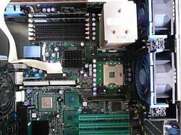 Комплектующие серверов