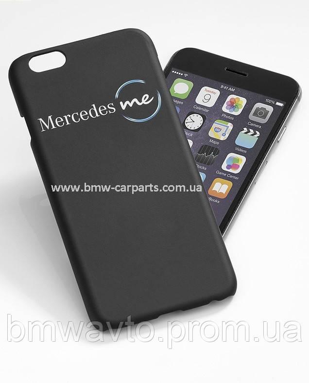 Чехол для iPhone 6 Mercedes me, Black Plastic Case, фото 2
