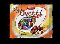 Шоколадные Пасхальные яйца Crispo Ovetti 1кг Италия, фото 1
