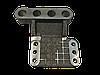 Кронштейн крепления гидроцилиндра МТЗ-80 (Ф80-3001011) усиленный