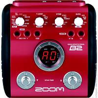 Гитарный Процессор Эффектов Zoom B2