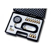 Тестер тиску в масляній системі з комплектом перехідників 10 шт. OP85