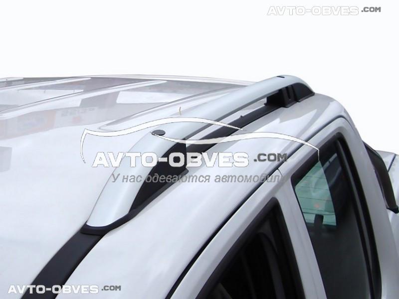Рейлинги продольные на крышу для VolksWagen Amarok 2011-2016 (Crown, турецкие) - Авто-Обвес™ интернет магазин в Виннице