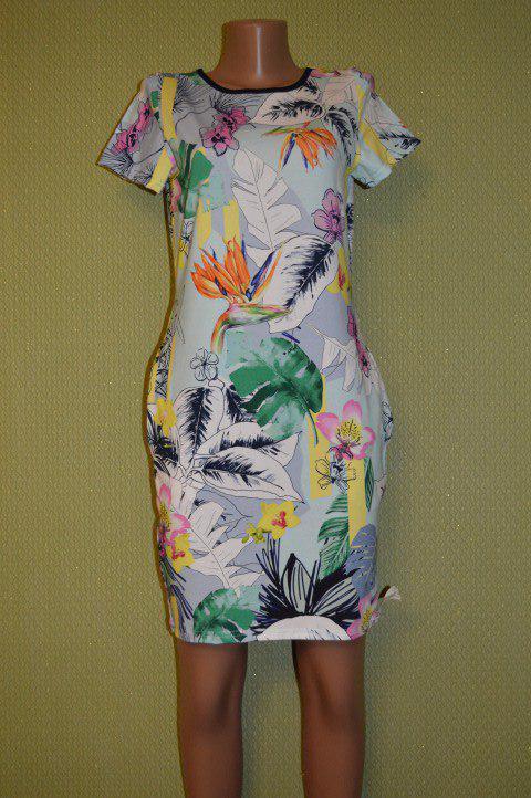 Женское платье с карманамиГаваи