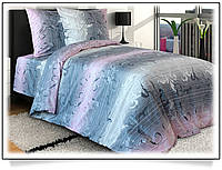 Комплект постельного белья полуторный  ЖАККАРД (нав. 70*70)