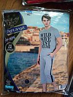 Мужская пижама, хлопок, Турция