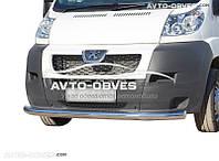 Защитная дуга одинарная для Peugeot Boxer 2006-2014