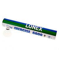 Воланы Lonex Exercise 6000, нейлон, белый, 12шт