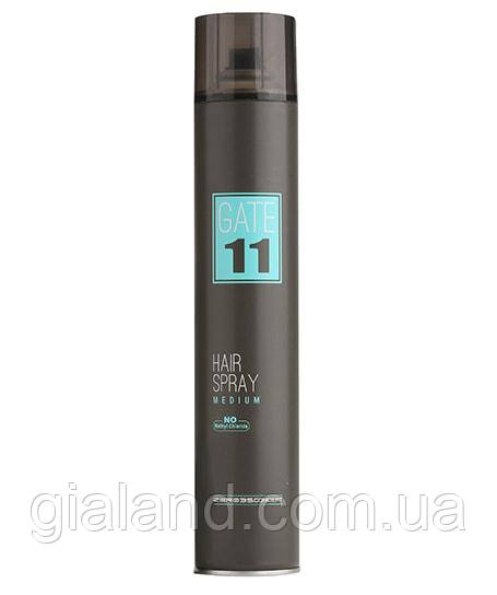 Emmebi Gate11 Hair Spray Medium Сухой лак средней фиксации 500 мл