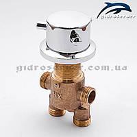 Змішувач, перемикач для гідромасажної ванни, джакузі J - 7032.