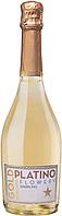 Игристое вино Платино Голд Москато бел.п/сл. 0,75л