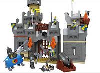 Конструктор HG-1278 Лицарський замок, собр. коробці