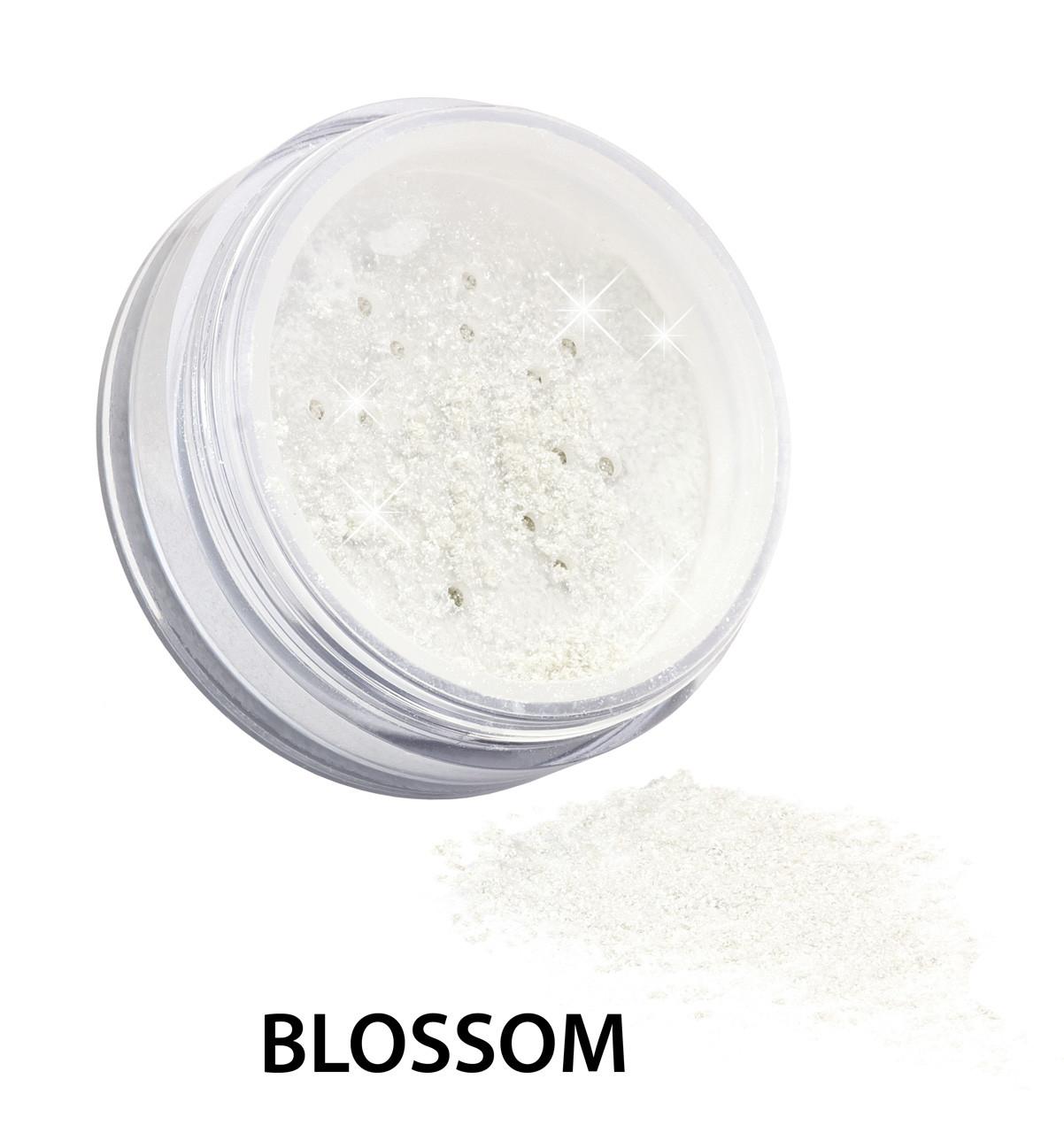 Румяна Diamond Sparkle Цветок 3г  Zuii Organic