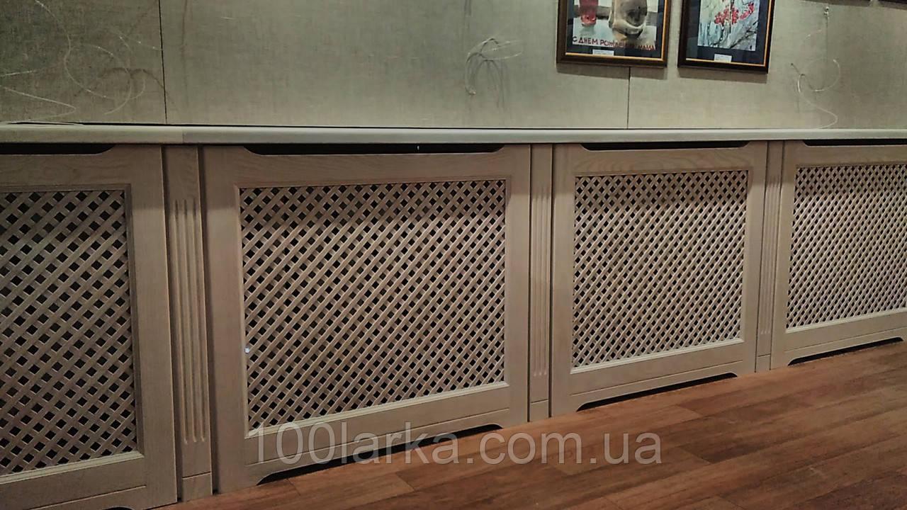 Экраны на радиаторы отопления. (защитные накладки на батареи)