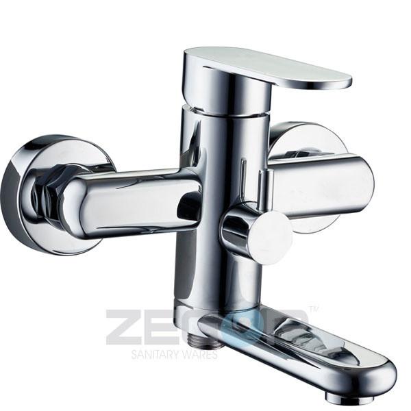 Смеситель для ванны / душа (латунь / хром)  Troya LOB3
