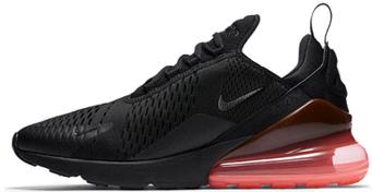 """Мужские кроссовки Nike Air Max 270 """"Black/Red""""  (люкс копия)"""