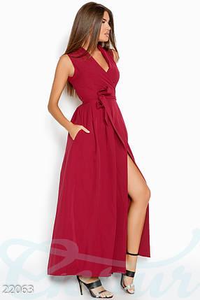 Платье с запáхом, фото 2