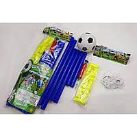 Футбольные ворота AZ951 в сумке , мяч , насос 60*19*3 см