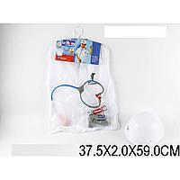 """Костюм """"Доктор"""" 0967-1 халат,шприцом, стетоскопом,. . . в пакете 59*37,5*2 см"""