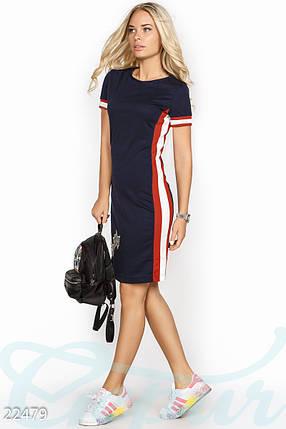 Оригинальное спортивное платье, фото 2