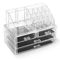 Органайзер для хранения косметики DRESSING CASE W/4 DRAWER, фото 1