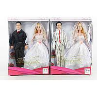 """Кукла типа """"Барби """"Жених и Невеста"""" ZH1252 2 вида, в кор. 33*5*26 см"""