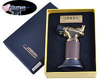 Зажигалка газовая Горелка для пайки Jobon Турбопламя, автоген 2655-3