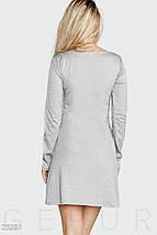 Короткое платье клетка, фото 2