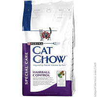 Корм Для Кошек Purina Cat Chow. Special Care Hairball 15кг (5997204514523)