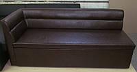 Небольшой, компактный кухонный диванчик, раскладной, со спальным местом, фото 1