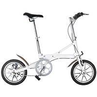 Велосипед складной INTERTOOL SS-0001