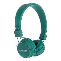 Наушники Bluetooth HF Gelius Pro GL-W2 (mic, buttons control, micro  SD, FM) Green