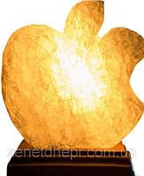 Соляная лампа Яблоко Apple 5-6 кг