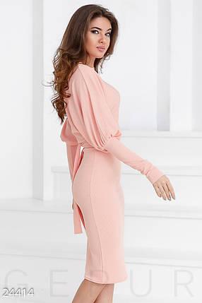 Женственное платье-резинка, фото 2